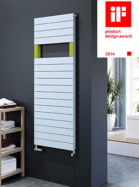 Decostar Arbonia, récompensé par le IF Award 2014