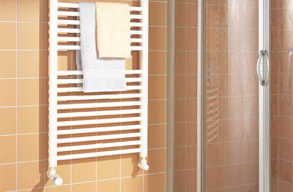 Radiateurs de salle de bain un chauffage moderne dans la for Radiateur salle de bain thermor